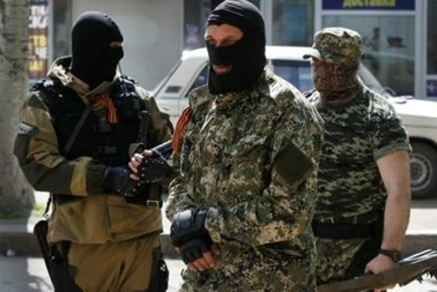Вчера боевики трижды обстреливали позиции сил АТО