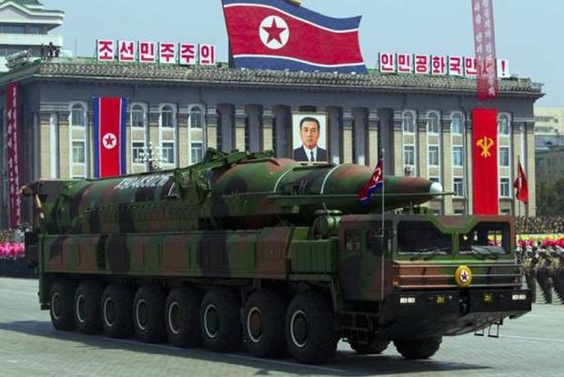 КНДР планирует запустить ядерную ракету