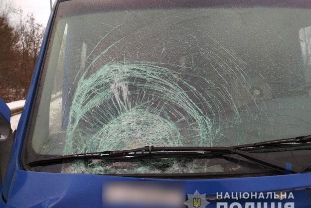 В Чернигове пенсионера сбил микроавтобус и переехала маршрутка