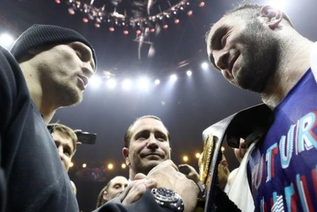 Россиянин Гассиев вернул своему сопернику чемпионский пояс WBA