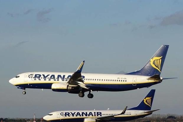 Лоукостер Ryanair и «Борисполь» не могут договориться