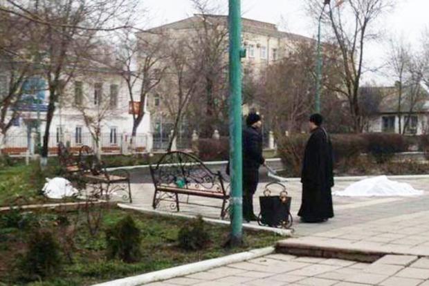 В Дагестане неизвестный расстрелял толпу людей, много жертв