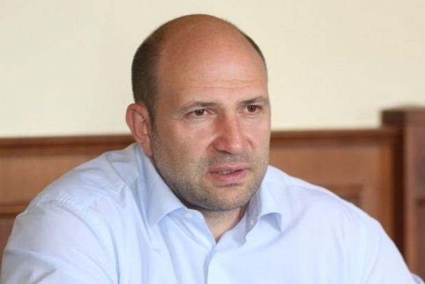 Парцхаладзе был назначен заместителем министра Минэкономразвития