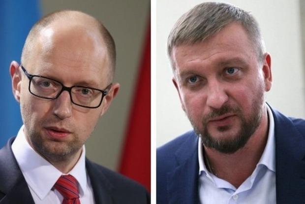 Суд обязал НАБУ начать расследование против Яценюка и Петренко