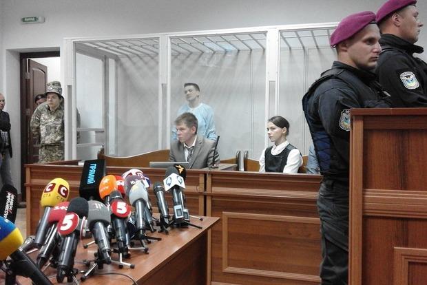Как похудела Савченко за 1,5 месяца голодовки (фото)