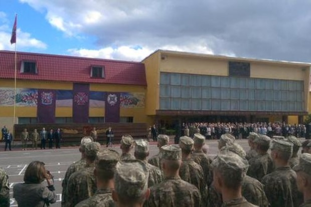 Академия Сухопутных войск имени Сагайдачного получила статус Национальной