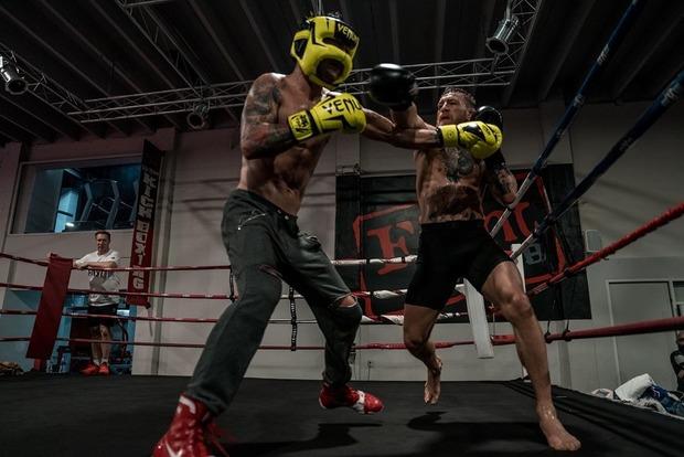Покинувший MMA Макгрегор нашел себе новое увлечение