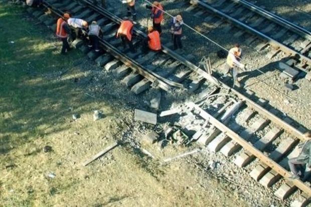 Подорвавшего железнодорожные пути диверсанта приговорили к13 годам тюрьмы