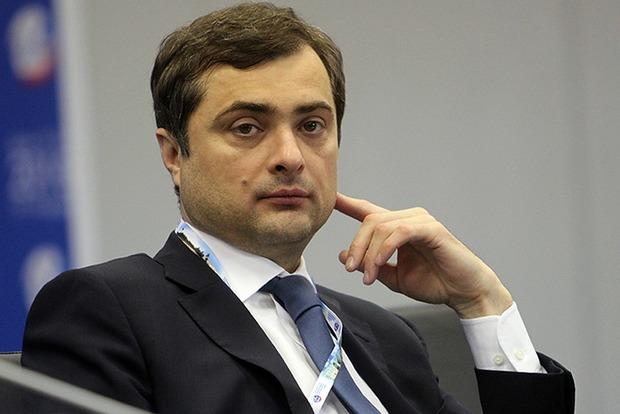 Несподівано: Путін залишив Суркова на посту свого помічника