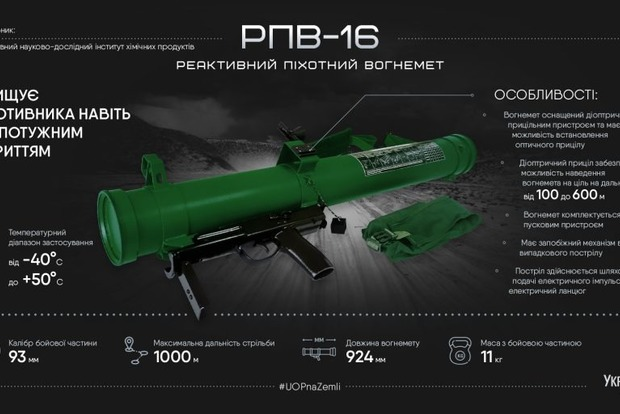 На вооружение ВСУ передали мощное оружие