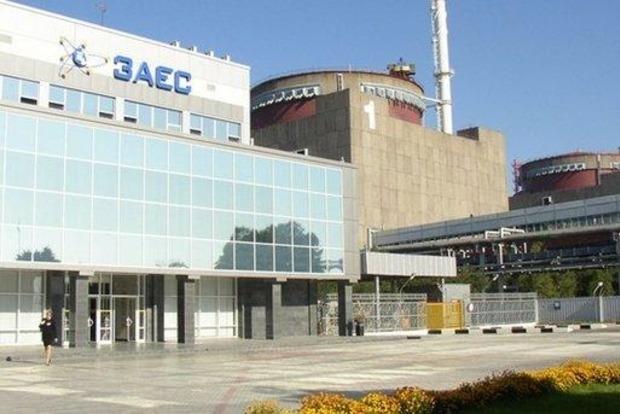 На Запорожской АЭС отключен на ремонт энергоблок №1