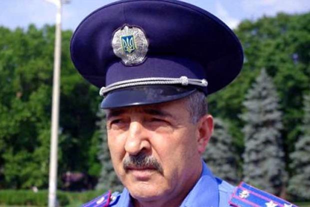 Прежний глава одесской милиции Фучеджи получил российское гражданство