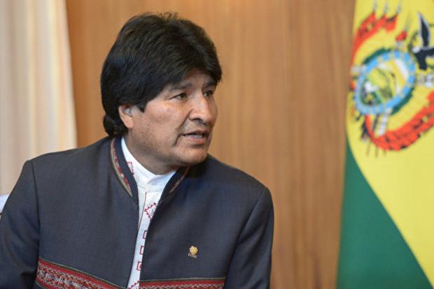 Президент Боливии считает Трампа главной угрозой земли
