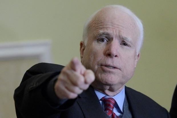 Маккейн: Россия опаснее, чем террористы ИГИЛ