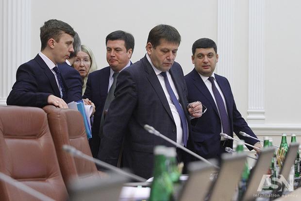 Гройсман пообещал доводить своих министров до тахикардии