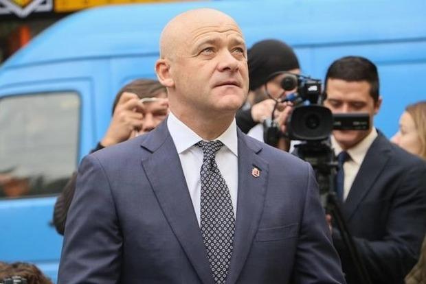 Мэру Одессы объявлено о подозрении
