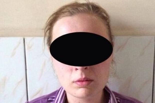 В Краматорске задержана снайперша боевиков