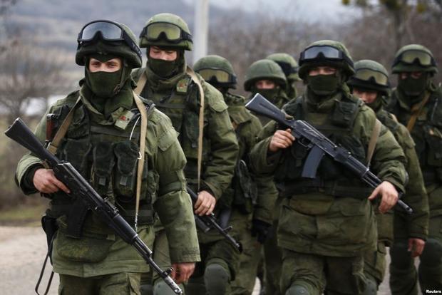 Разведка Минобороны озвучила потери войск РФ на Донбассе в 2015 году