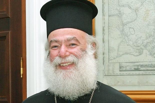Александрийский патриарх прибыл в Украину, чтобы помешать автокефалии - росСМИ