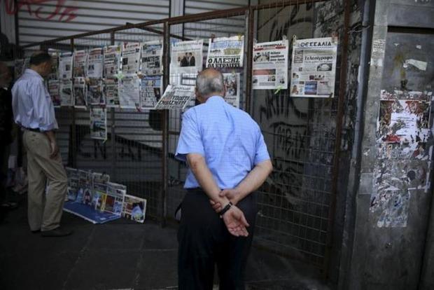 В Греции продолжается забастовка работников СМИ