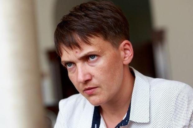 Савченко допускает, что Россия может захватить Великобританию