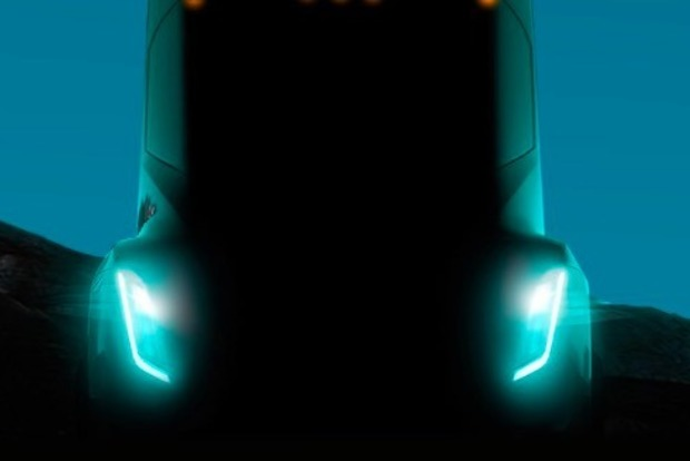 Илон Маск анонсировал электрогрузовик Tesla Semi