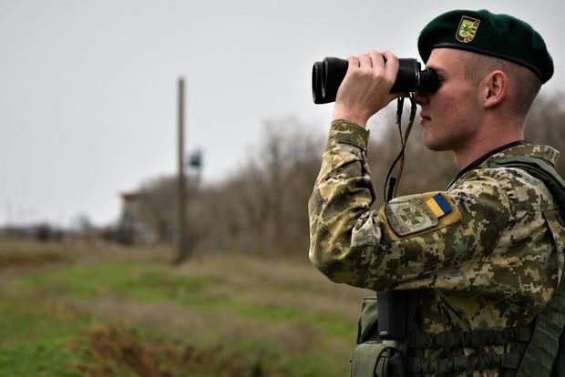 На КПП «Марьинка» подорвался пограничник