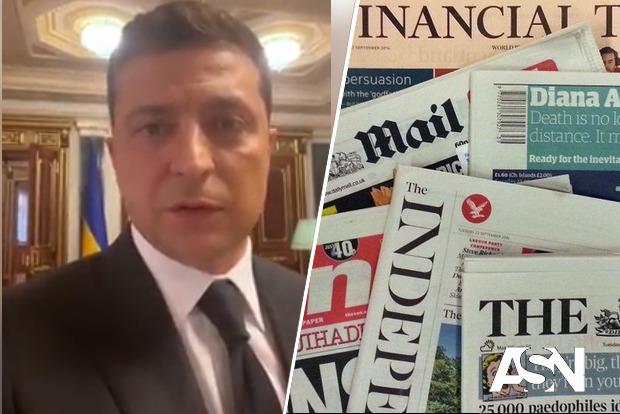 Западные СМИ дали оценку действиям Президента Украины в отношении  террориста из Луцка