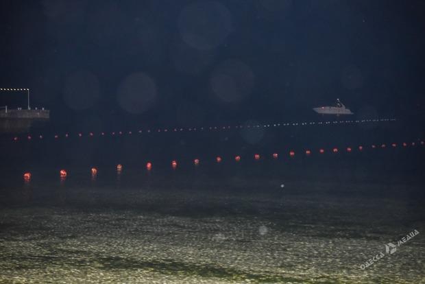 Лобода сбежала на яхте после срыва концерта в Одессе