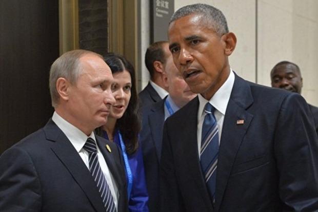 Обама сообщил новые факты о причастности Путина к кибератакам