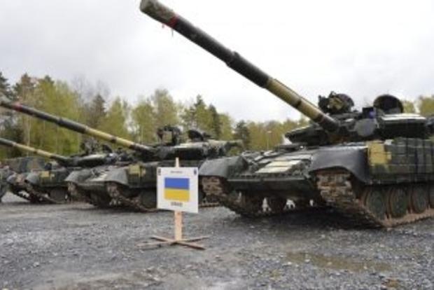 «Укроборонпром» модернизировал танки Т-64 для участия в соревнованиях НАТО
