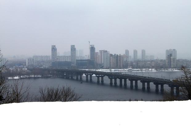 Сегодня ограничат движение на трех мостах в Киеве
