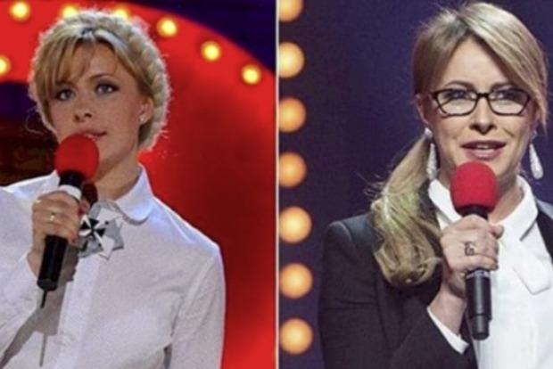 Юлия Тимошенко из Вечернего Квартала заболела COVID-19