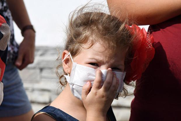 Дети из отравленного Армянска останутся в санаториях
