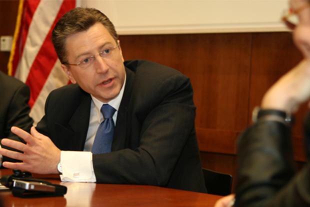 Волкер рассказал о целях США насчет Украины