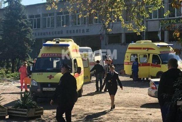 Число постраждалих у результаті теракту в Керчі зросло до 73