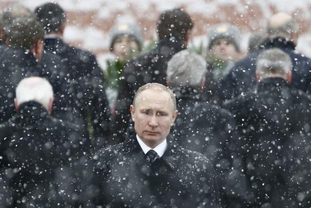 Це не те, що ви думаєте: Пєсков розповів, на що хворіє Путін