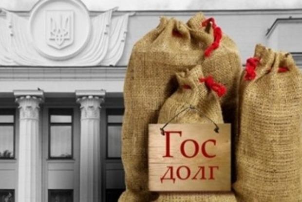 Через два года платеж Украины по внешнему долгу составит 7,5 млрд долларов