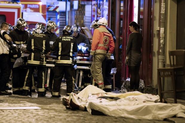 Полиция Бельгии задержала трех подозреваемых, причастных к терактам в Париже