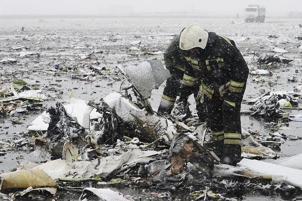 МАК назвал причину крушения «Боинга» под Ростовом