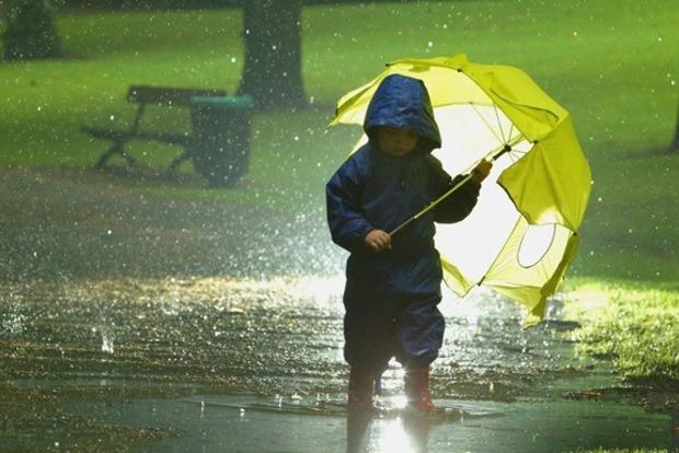 То дождь то солнце. Синоптики прогнозируют погоду волнами по всей территории Украины
