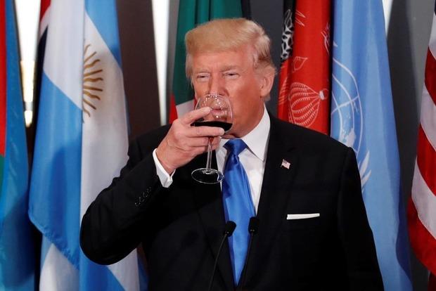 ВСША вчесть Трампа создали вино сзагадочным названием