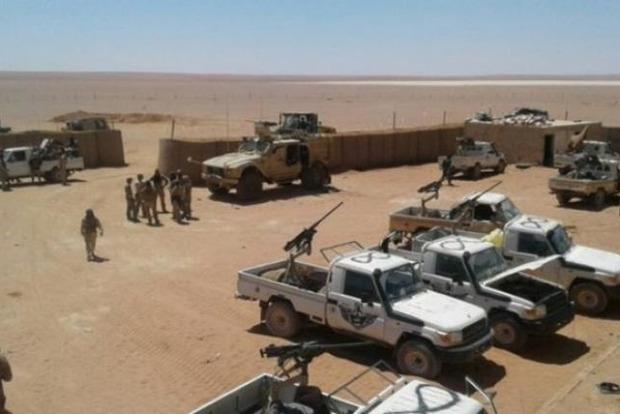 США провели военные учения в Сирии из-за угроз России
