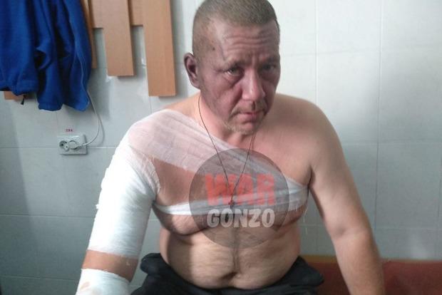 Взрыв в Донецке мог быть инсценировкой