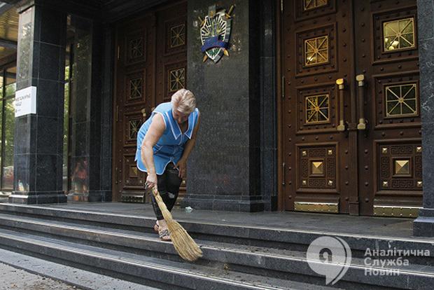 Нардепи скасували зменшення числа прокурорів до 10 тисяч осіб