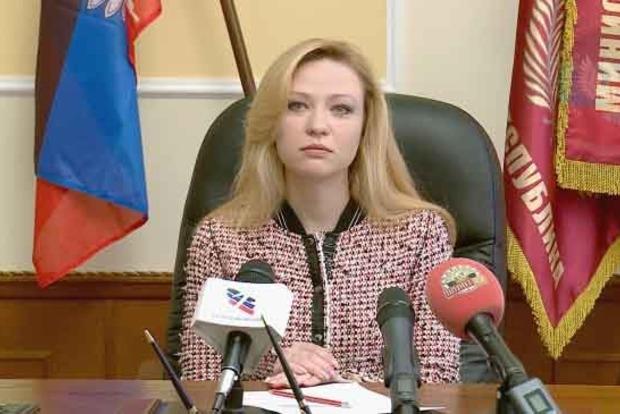 Представлять боевиков «ДНР» в Минске будет экс-помощница нардепа, известная вульгарными фото