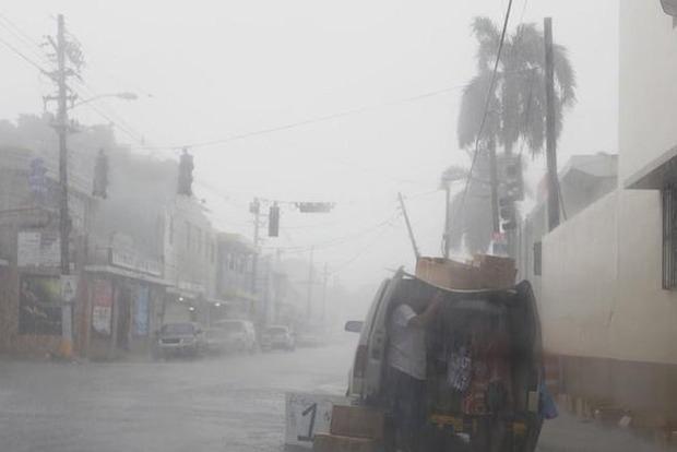 Ураган «Ирма»: на Карибах погибли два человека