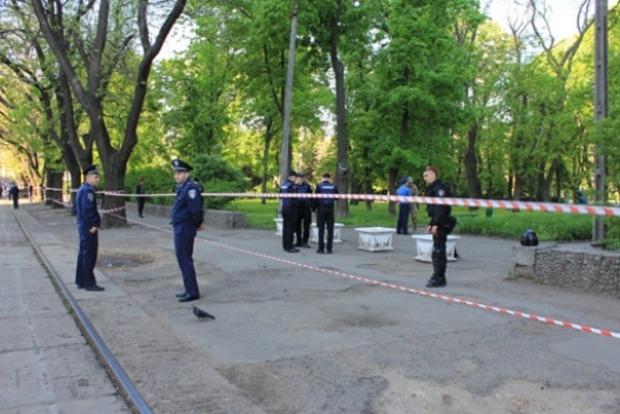 На Куликовом поле в Одессе ищут бомбу