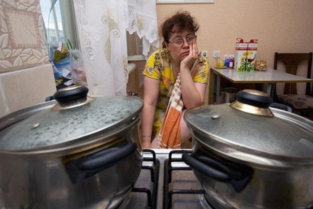 В Киеве 225 домов останутся без горячей воды