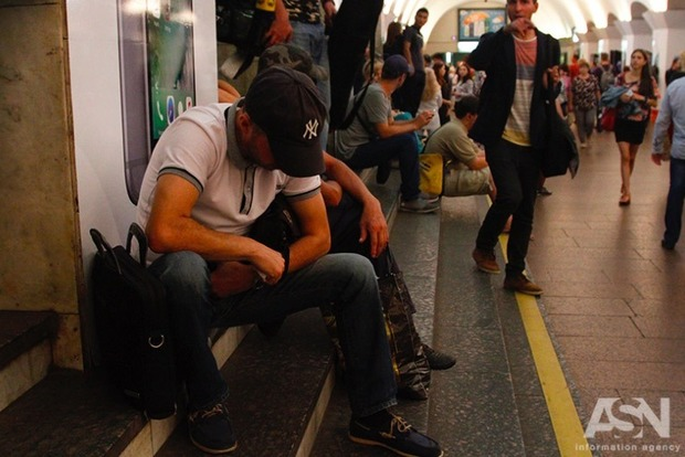 В ГСЧС назвали причину задымления в киевском метро